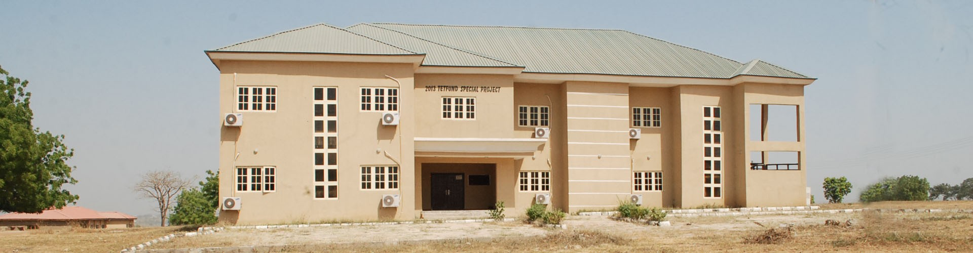Lecturers' Office block